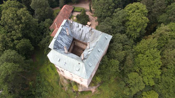 Image result for Houska Castle images